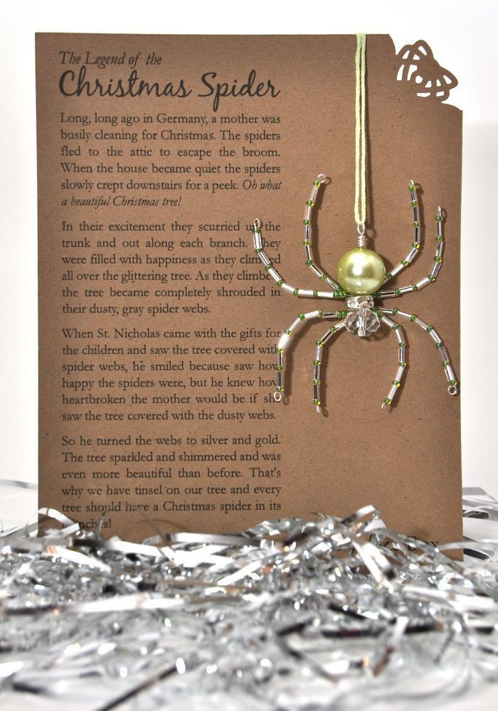 Legend of the Christmas Spider | Legend Stories | Pinterest ...