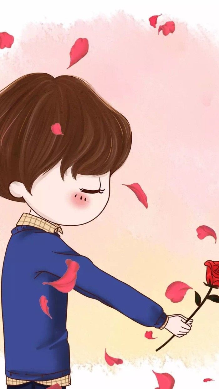 Cute Cartoon Couple Wallpapers For Mobile Wallpaper Cave Cute Couple Wallpaper Love Couple Wallpaper Wallpaper Iphone Cute