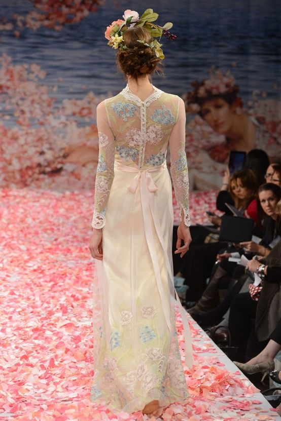 Claire pettibones fall 2013 collection from new york bridal fashion claire pettibone fall 2013 bridal collection junglespirit Choice Image