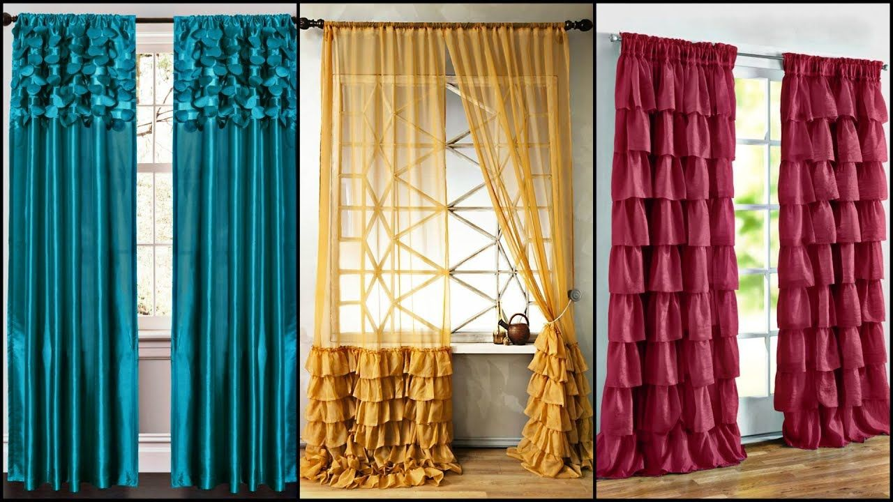 30 Living Room Curtain Ideas 2020 New In 2020 Bed