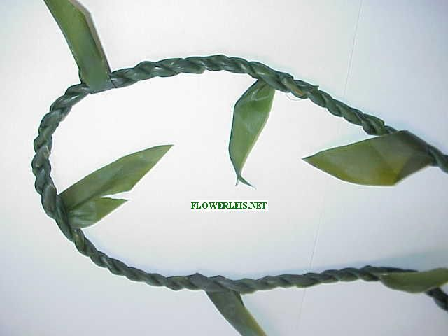 Ti Leaf Lei-
