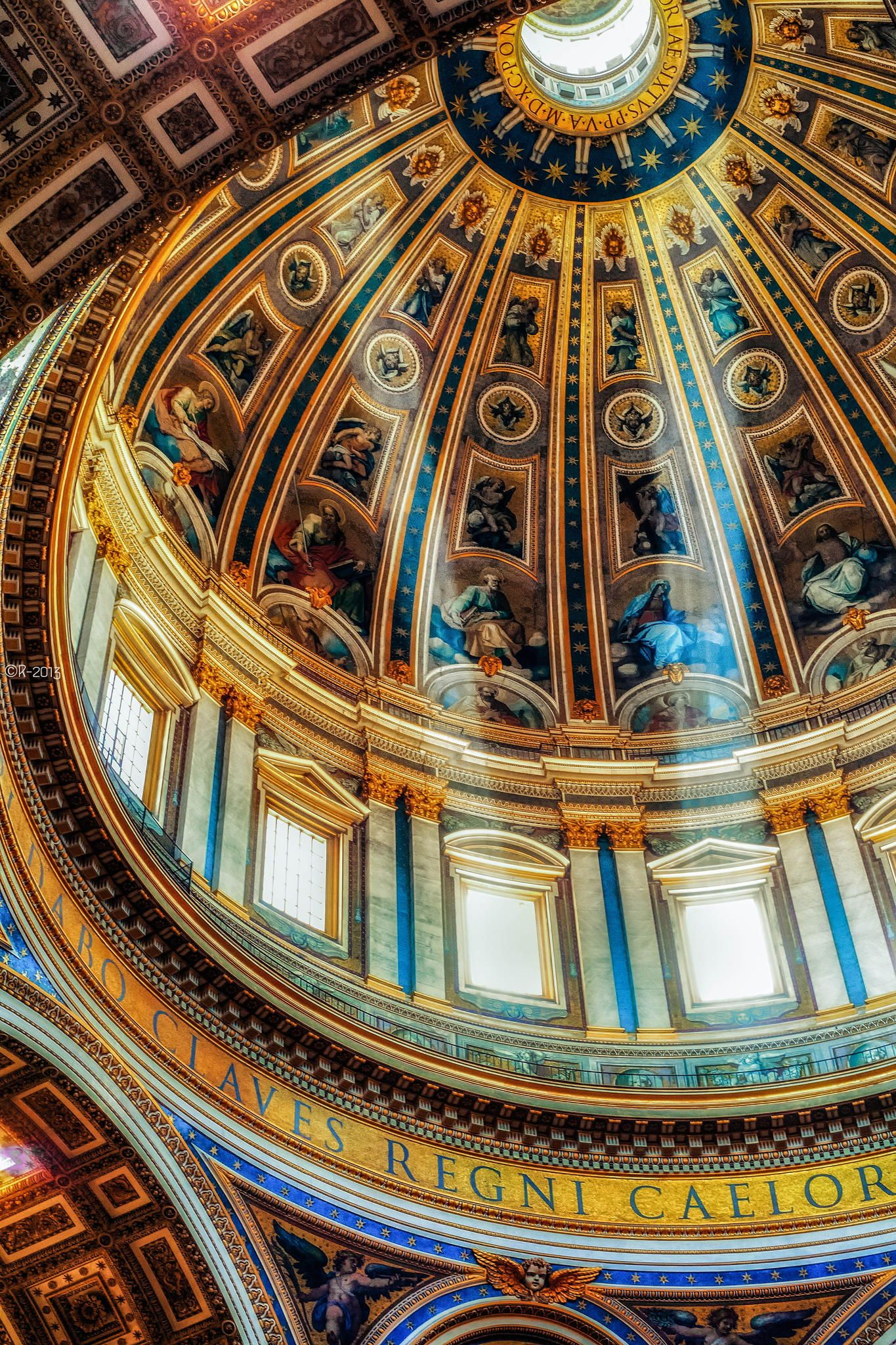 Rome - Under The Vatican Dome