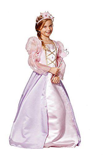 Kostum Prinzessin Viktoria Madchen Kind Marchen Karneval Fasching