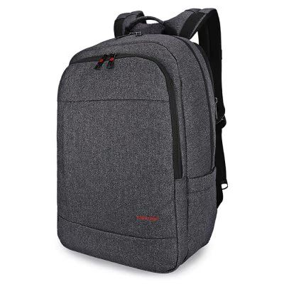 Unisexe Large Anti-Theft Sac à dos ordinateur portable Voyage sac d/'école USB avec port de charge