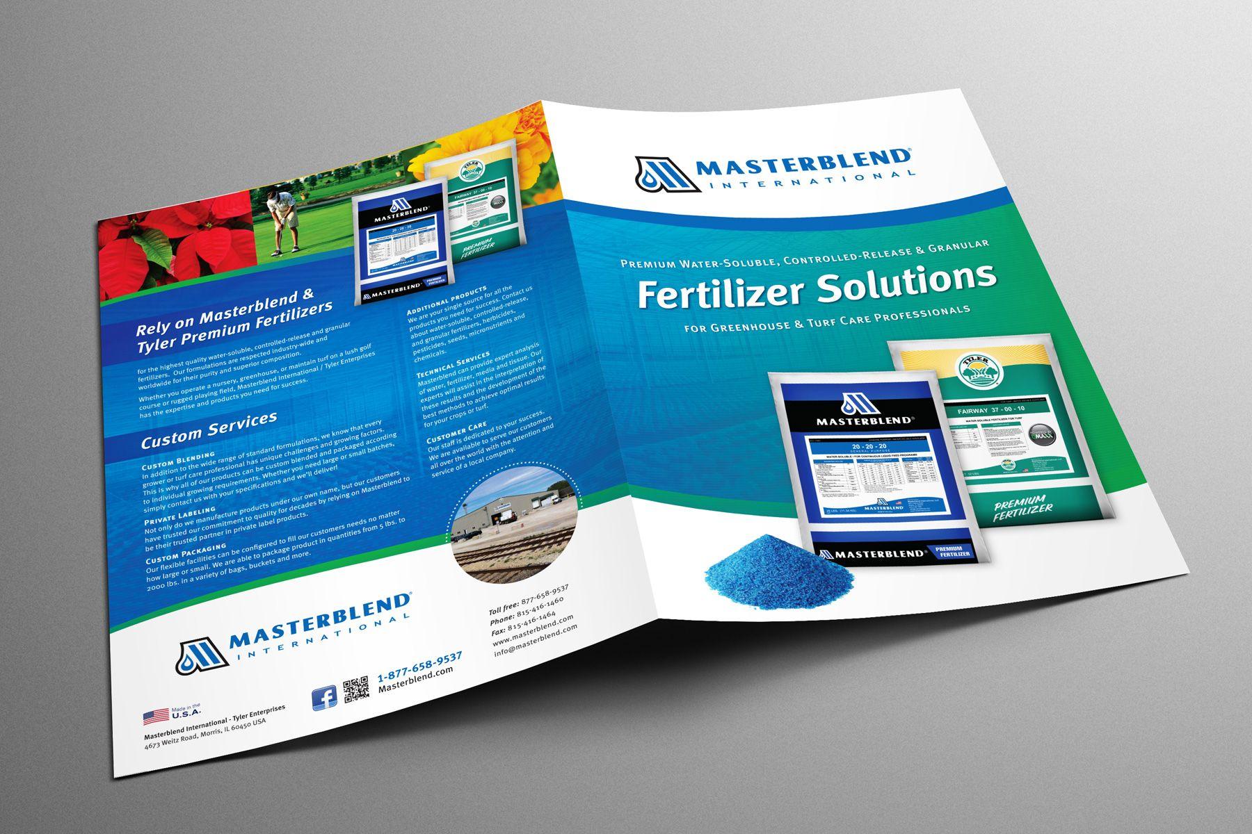 Masterblend Fertilizer Solutions Brochure Masterblend