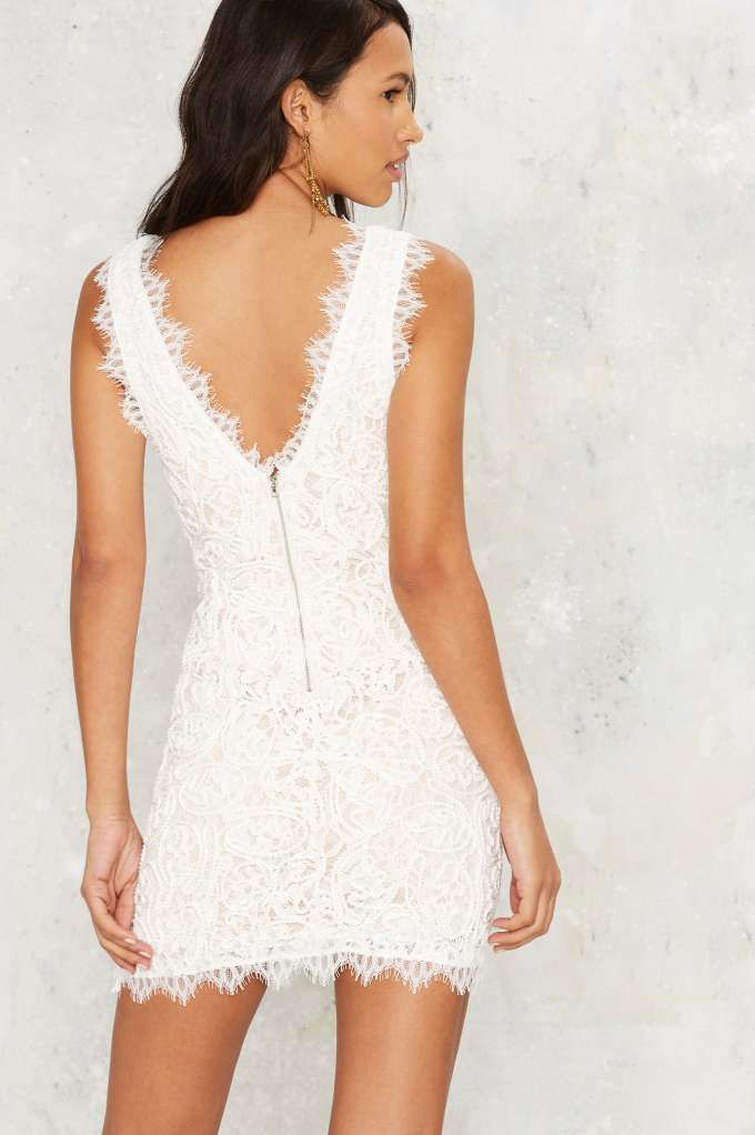 Rope for the Best Lace Dress - Clothes | Going Out | LWD | Party ...
