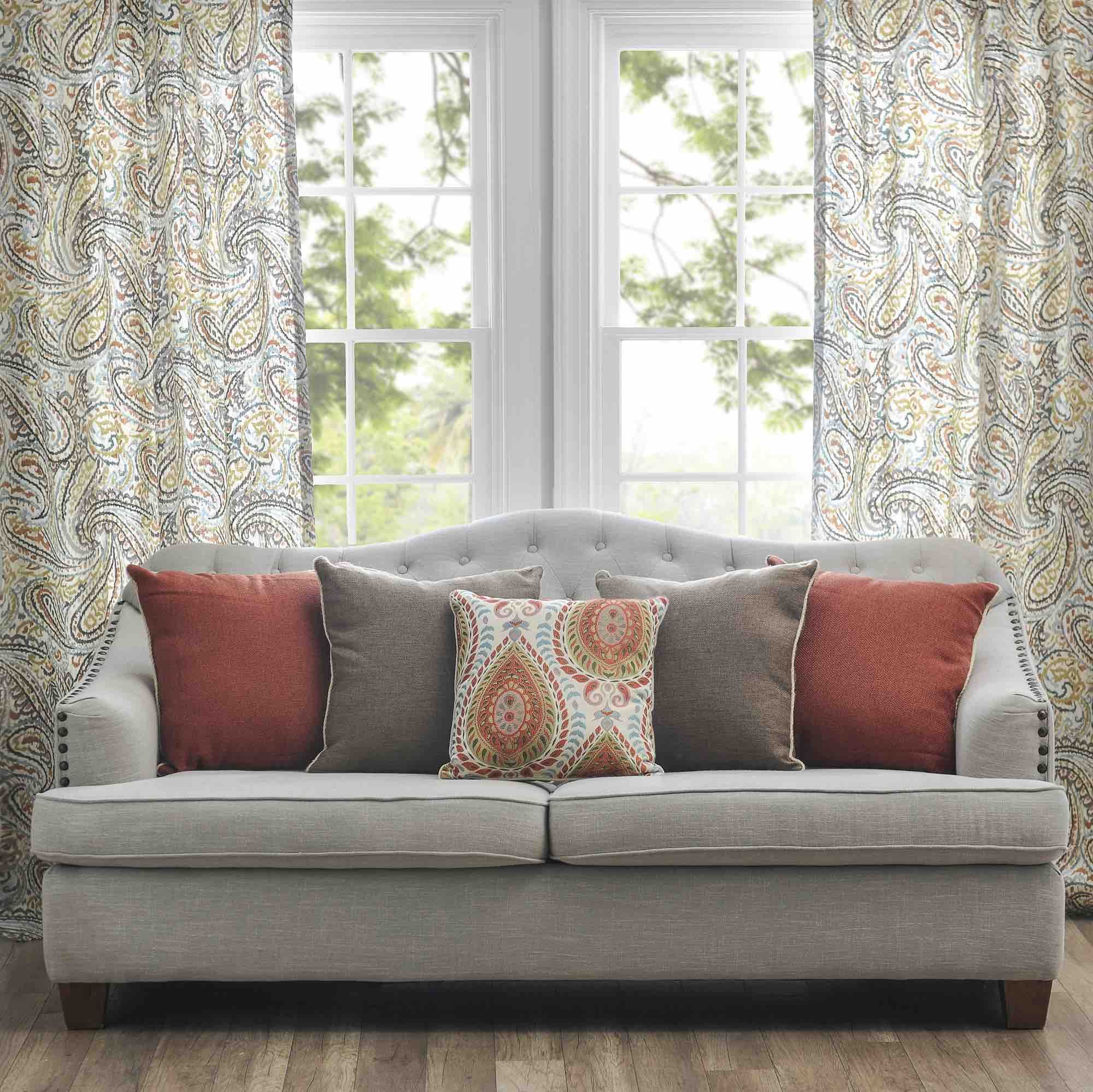 Divine Paisley Accent Pillow   Gorgeous pillows, Home ...