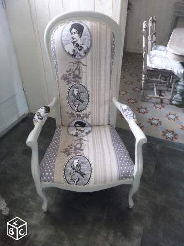 r sultat de recherche d 39 images pour fauteuil voltaire le. Black Bedroom Furniture Sets. Home Design Ideas