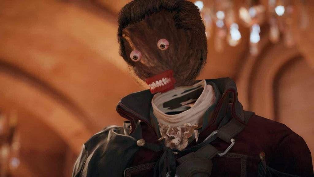 Like Ac Unity S Faces Ubisoft Going Transparent Assassins