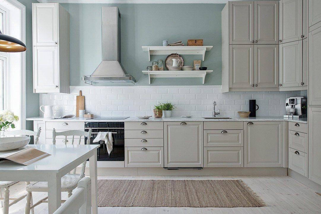 muebles ikea inspiracion cocinas ikea estilo nórdico escandinavo ...