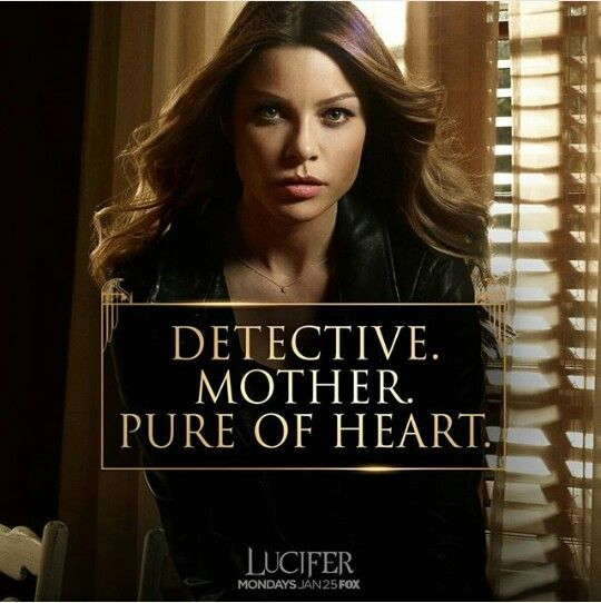 Lauren German As Chloe On Lucifer