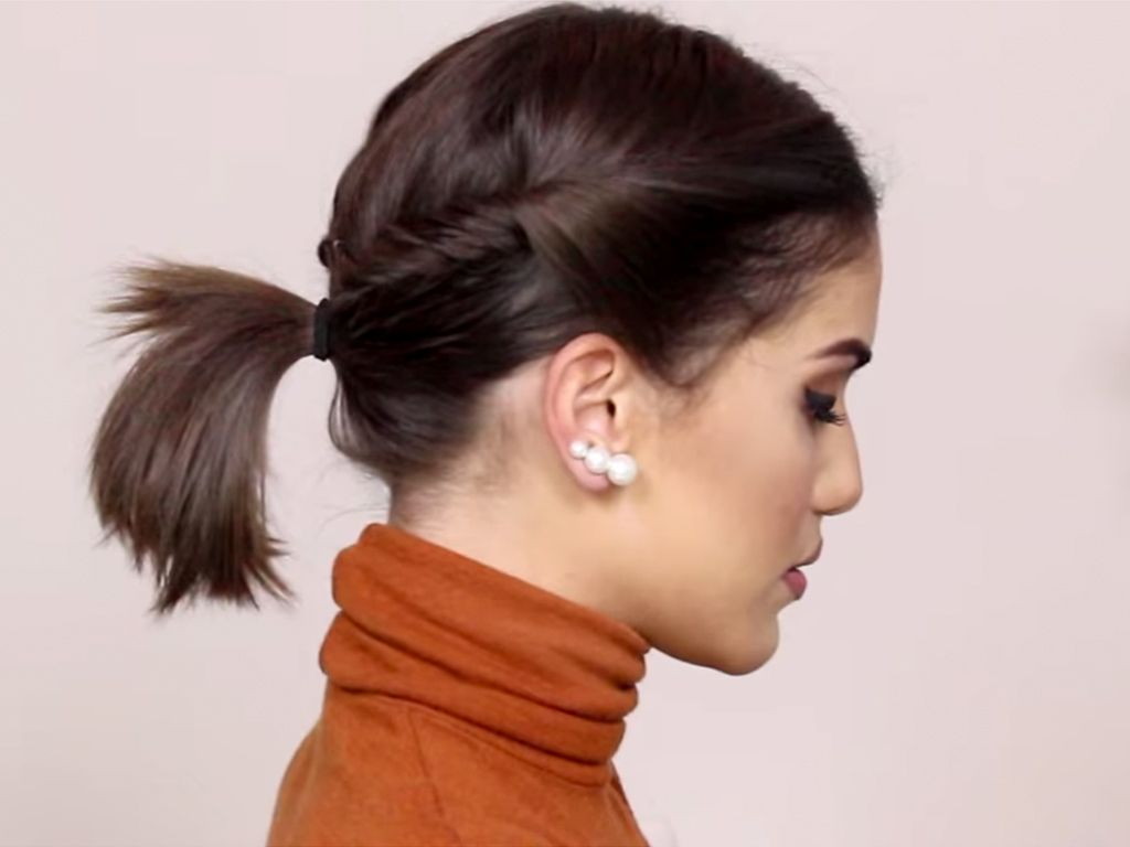 easy sopretty hairstyles you can do in under minutes fast