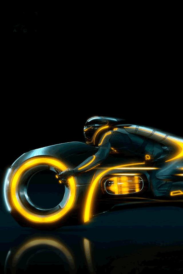 Tron Lightcycle Iphone Wallpaper Tron Legacy Tron Tron Light Cycle