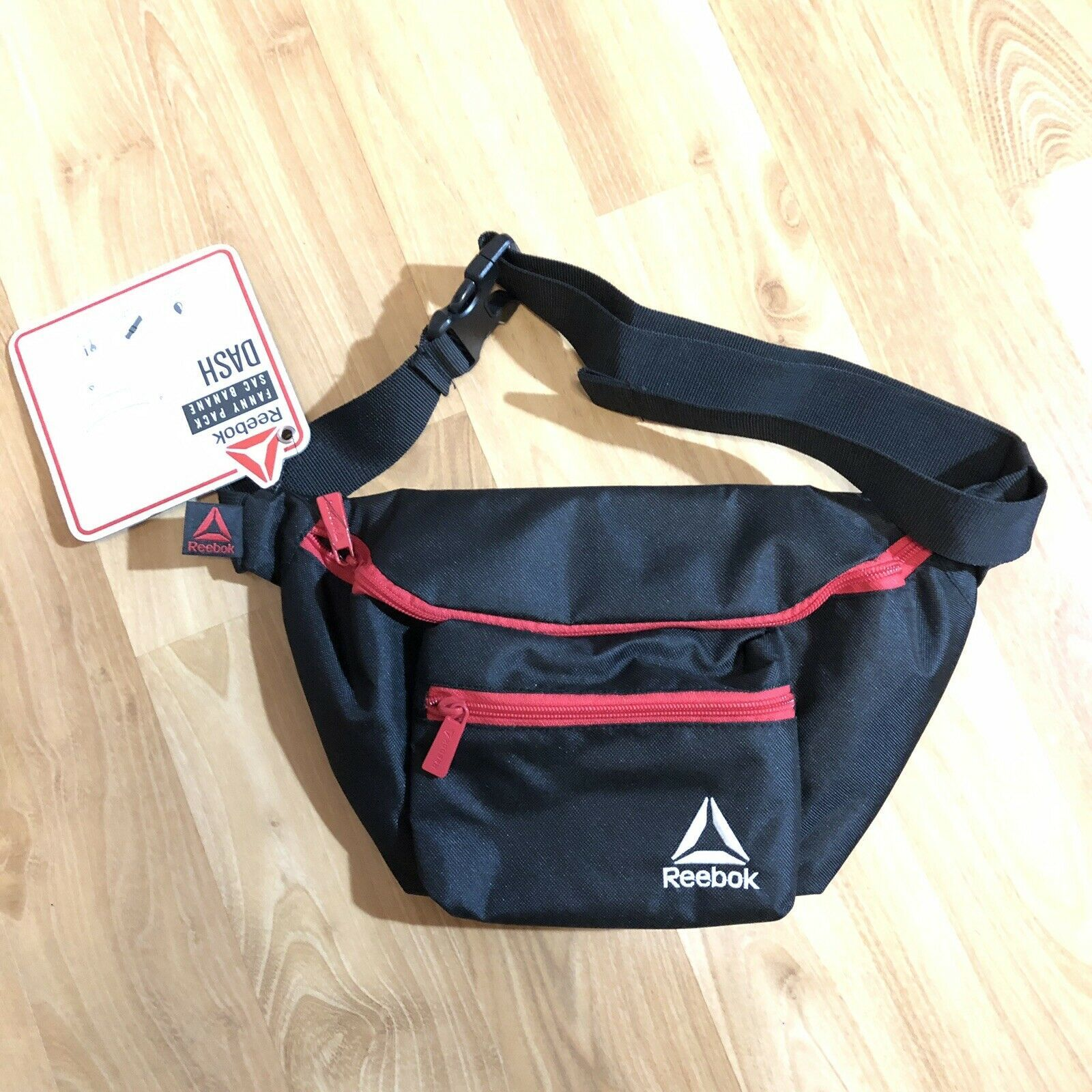 Bass Music Sport Waist Pack Fanny Pack Adjustable For Hike