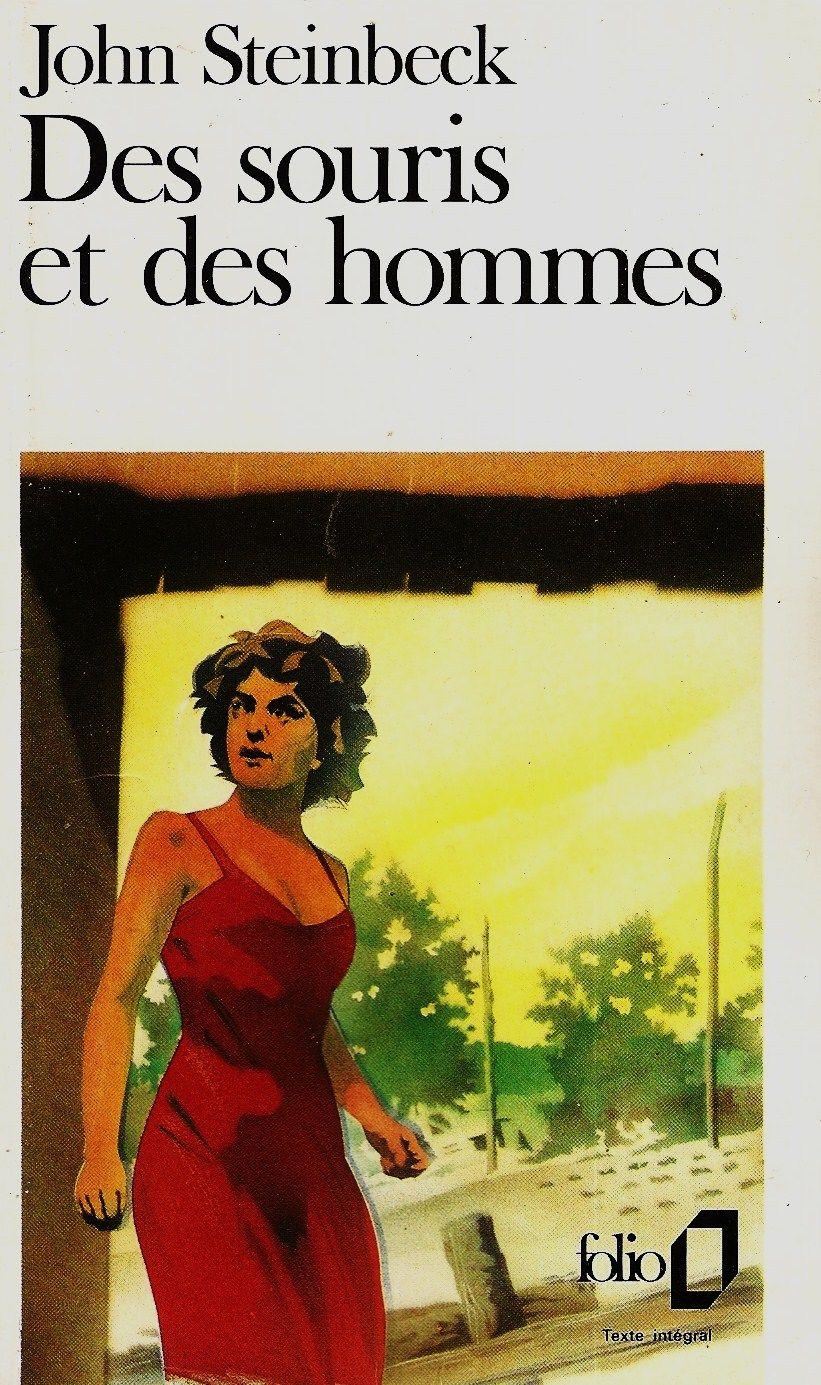 Des Souris Et Des Hommes : souris, hommes, Souris, Hommes, Steinbeck, Hommes,, Livres, Lire,, Films, Cultes