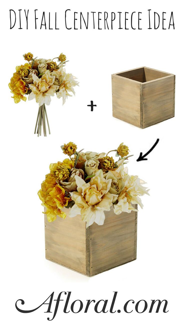 Fall Wedding Ideas from Afloral.com! All you need is one of our pre ...