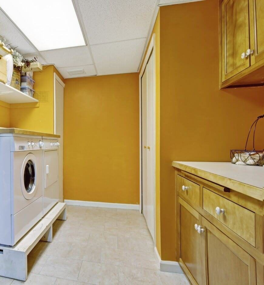 101 Incredible Laundry Room Ideas for 2018 | White beige, Laundry ...