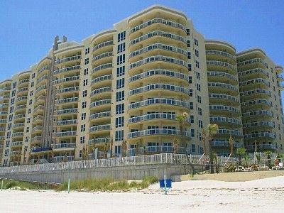 Daytona Beach Condo Al Pet Friendly Ocean Vistas Front Vacationing