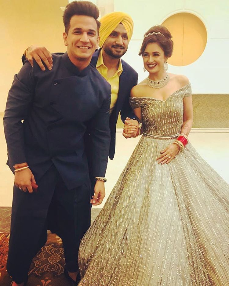 Lovely Couple Indian Bridal Dress Indian Bridal Outfits Bride Reception Dresses