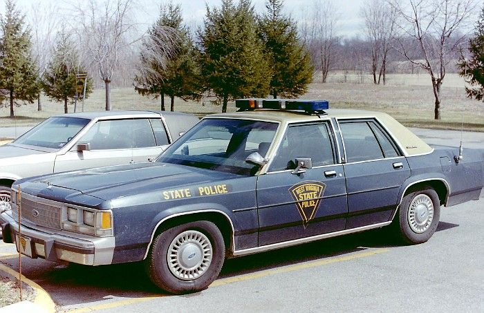 West Virginia State Police Name D Through G