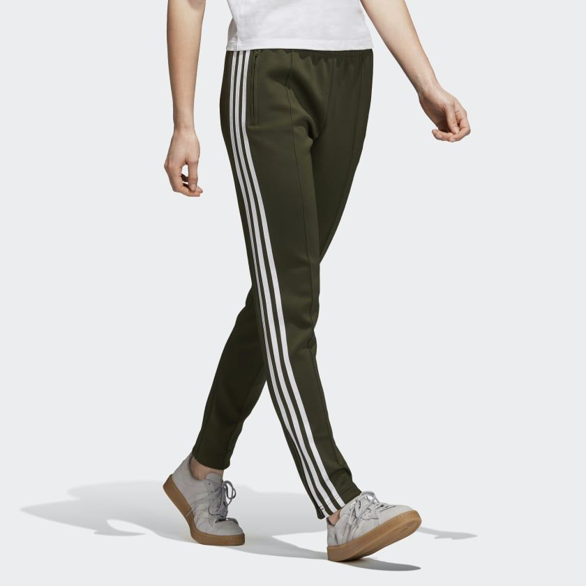 SST Track Pants Green DH3158 | Sporthosen, Frau und Hosen