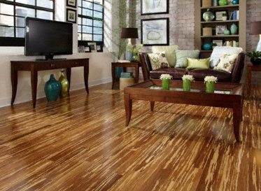 Dream Floors Tiger Stand Bamboo Floors 3 89 Sq Ft Bamboo Wood Flooring Bamboo Hardwood Flooring Bamboo Flooring