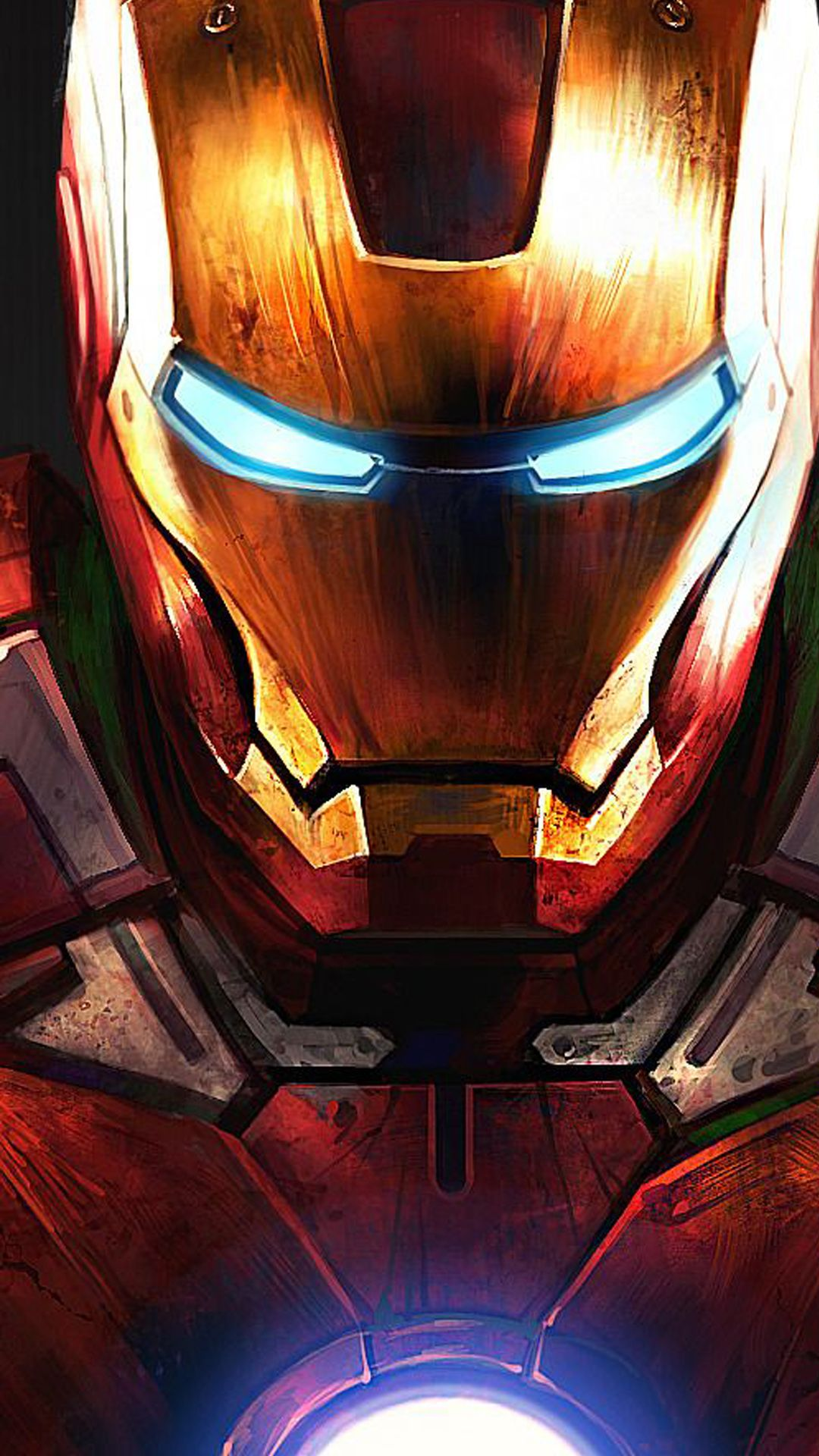 Iron man hd wallpapers rainbow iphone wallpaper marvel - Iron man heart wallpaper ...