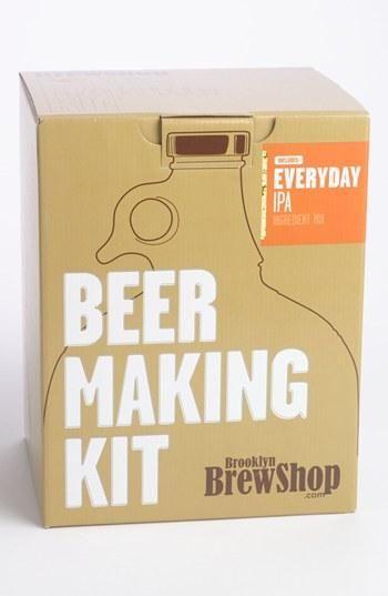 Summer To-do: Make Beer not exactly food, but waaaant