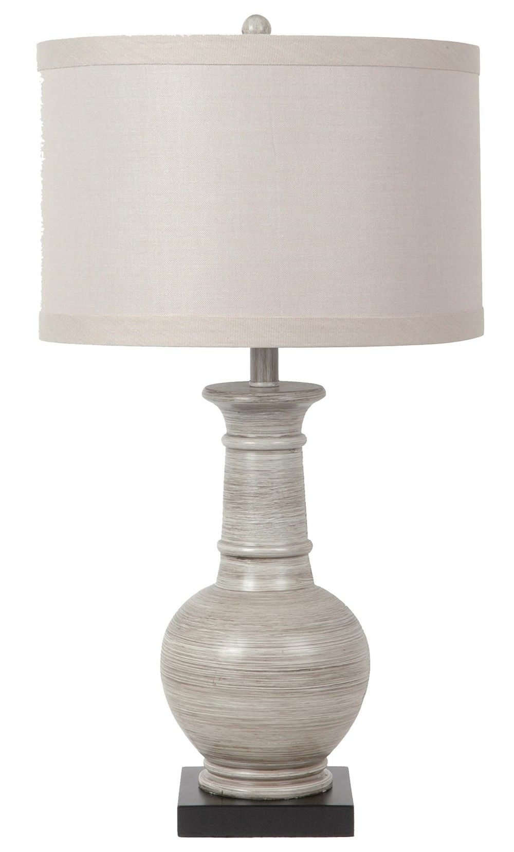 "28"" H 15x15x10"" Shade Crestview Collection Table lamp"