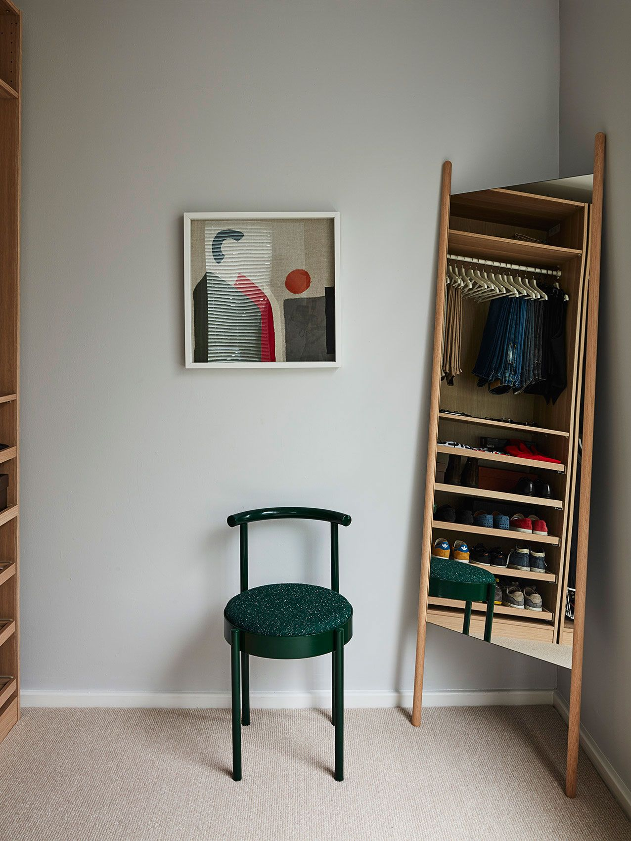 Interview Perth Based Interior Architect Jen Lowe Of Ohlo Studio Interior Architect Interior Bookshelves In Bedroom