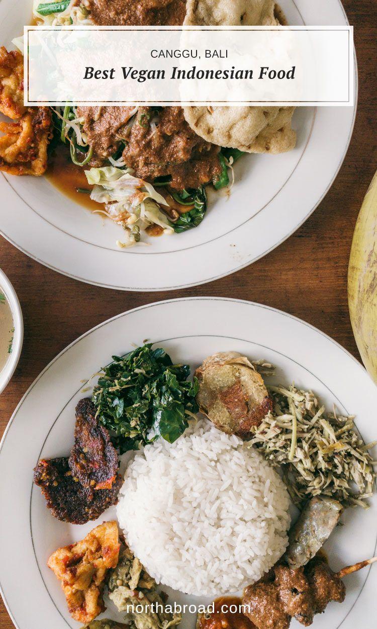 Indonesian Food Aesthetic