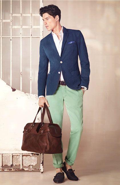 Los Accesorios Hoy En Día Juegan Un Papel Muy Importante Para Complementar La Ropa Puesto A La Vist Moda De Verano Para Hombre Ropa De Moda Hombre Moda Hombre