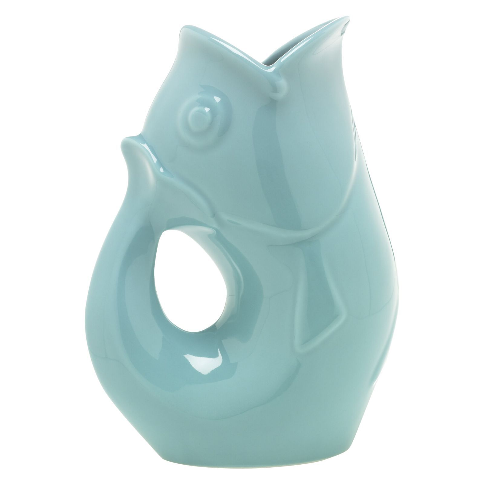 Gurglepot Fish Water Jug, 1.25L