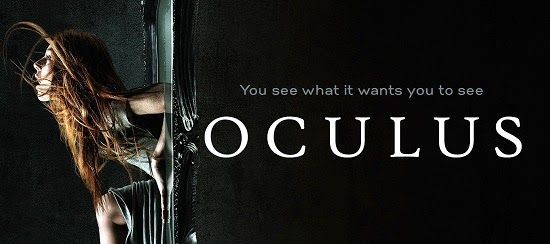 """#Oculus Trevor Macy (producer): I'm going to go on record and say that I do not love all horror. I love a lot of types of horror, but there's some that I kind of…even when I was growing up in the 80s, I didn't love the subgenre of the """"have sex and die"""" kind of movie. The horror that I love is the one that represents a really specific, compelling emotional arc. Tinsel & Tine (Reel & Dine): Candi's Corner: Interview w/ Producers & Director of OCULUS"""