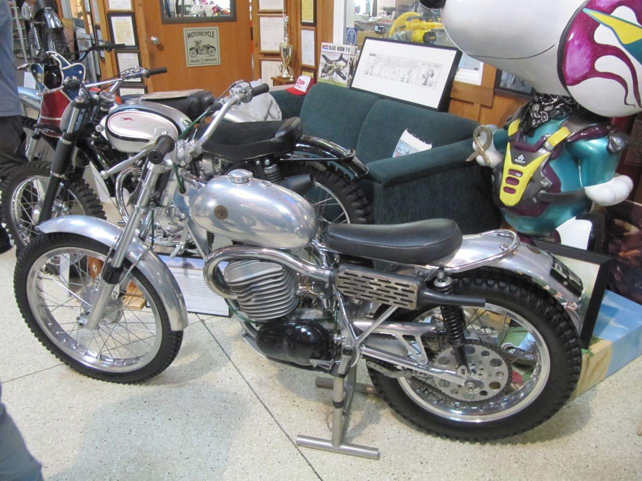1962 Parilla 250cc Wildcat Scrambler