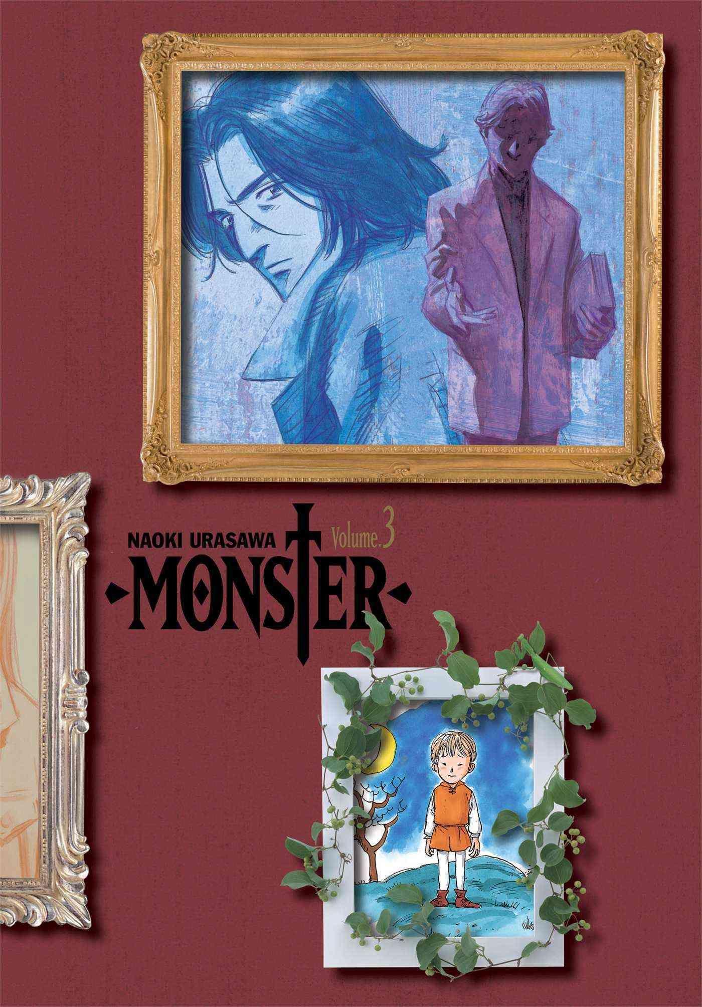 Viz Media Monster 3