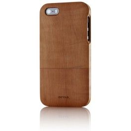 Solid wood case for iPhone 5s: Pear Tree