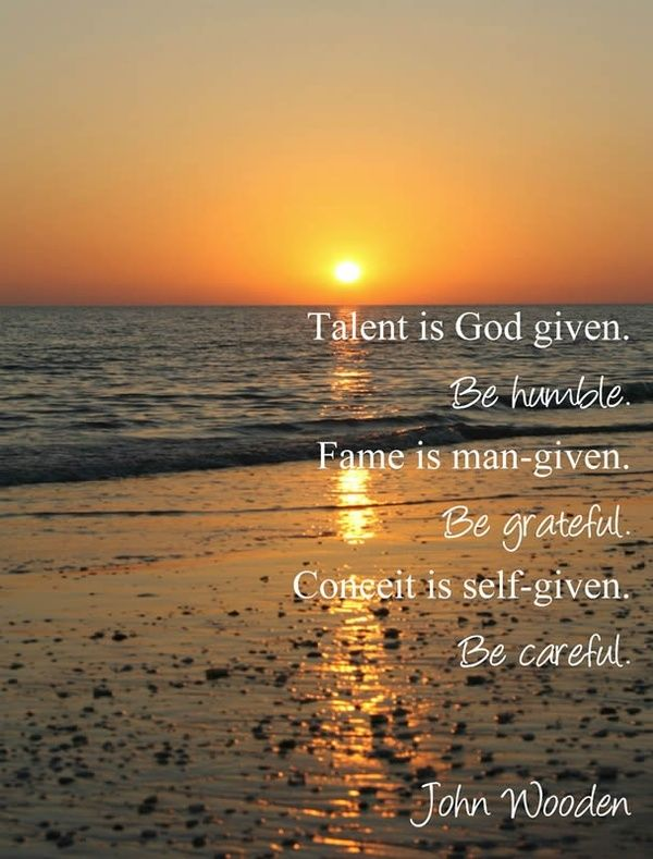 Citaten Over Talent : Favorite signs john wooden quotes confidence and