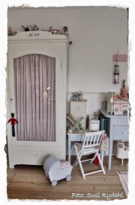 In Danimarca a casa di Susi Stanza di bambino, Camera da