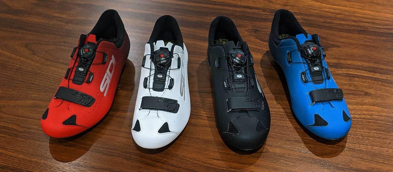 SIDI SIXTY ROAD SHOE SNEAK PEEK Cycling shoes, Sports