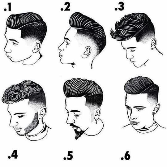 Pin Em Haircuts