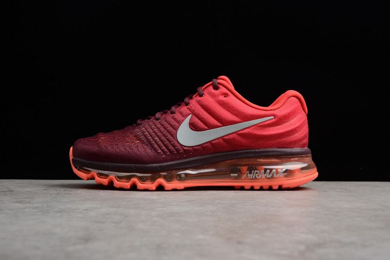 ee41a5ac05807 AIR MAX 2017 NIGHT MAROON WHITE GYM RED Price  105