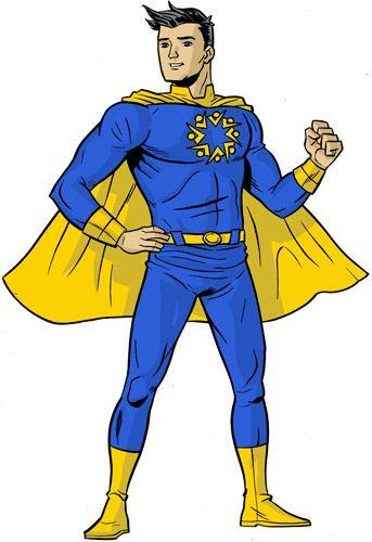 superhero body template clip art google search teacher rh pinterest com