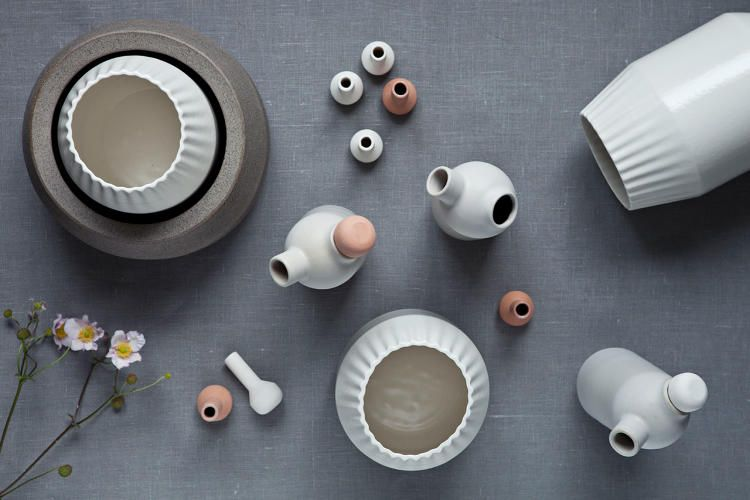 2 | Biophilia, A Line Of Nesting Vases Inspired By Plant Science | Co.Design | business + design