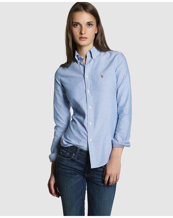 c263548589807 Camisa de mujer Polo Ralph Lauren