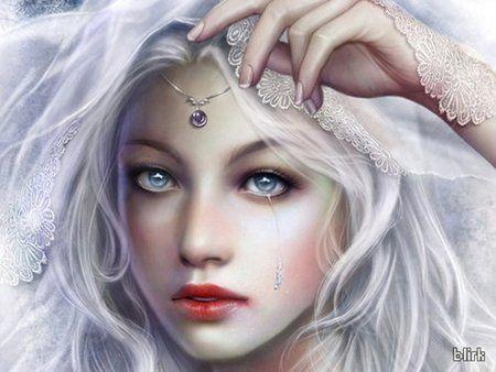 Something fantasy art blonde girls not pay