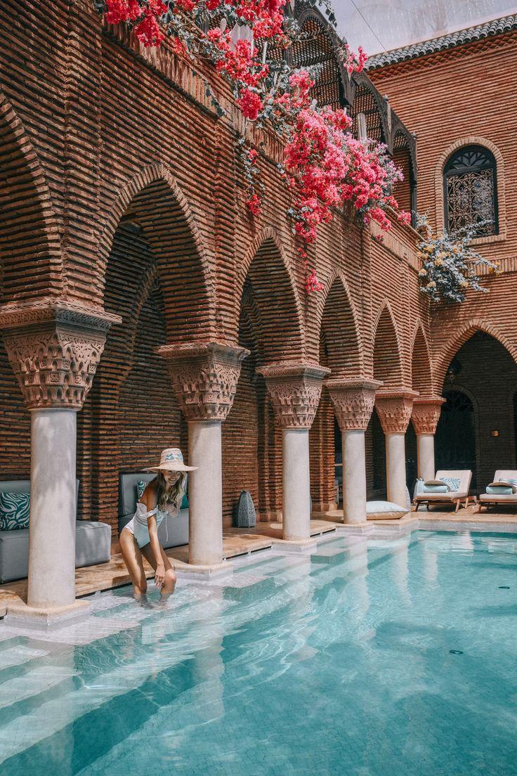 Marrakech travelguide – leonie hanne – haute couture