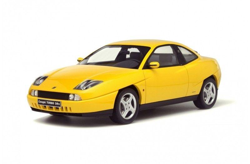 Fiat Coupe Turbo 20v Die Cast Hobbyland Ferrari 488 Gtb