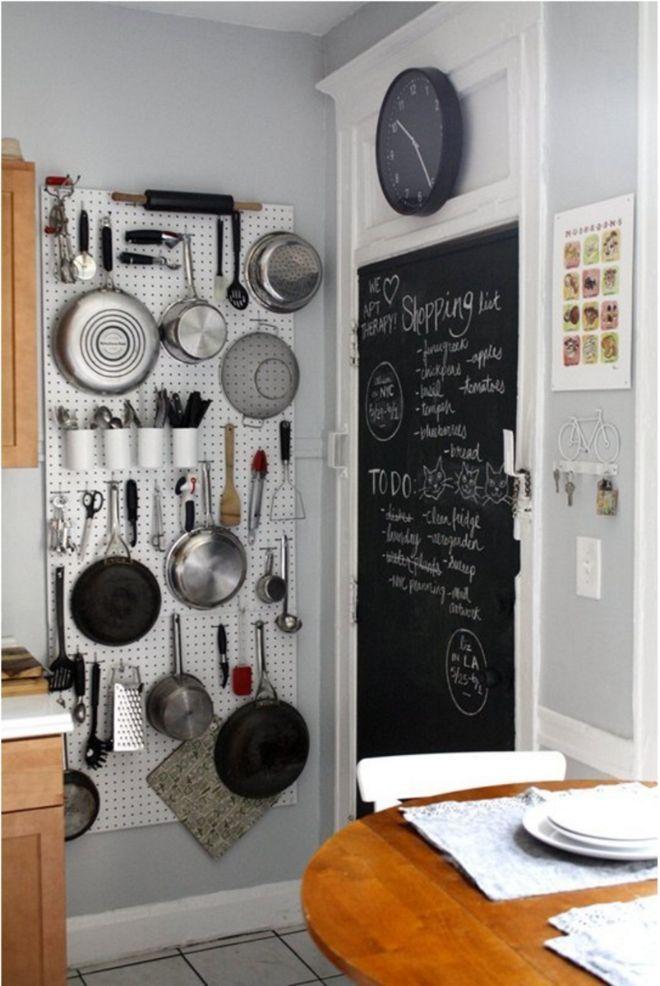 17 ideas ingeniosas de almacenamiento para tu casa pequeña, en ...