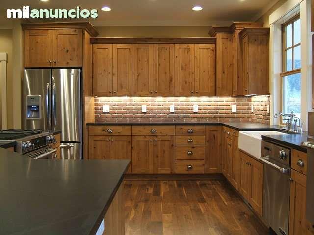 muebles de cocina rusticos - buscar con google | casa | pinterest ... - Muebles De Cocina Rusticos